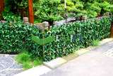 庭院仿真植物墙