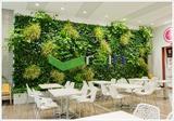 餐饮业植物墙